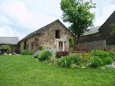 Bluet is a charming converted farm building with shared pool - sleeps 9