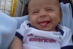 Tongue Happy! #iheartlenox