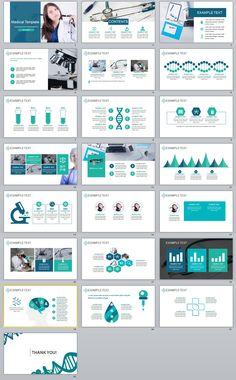 Medical infographic medical infographic medical powerpoint 22 best medical industry powerpoint templates on behance powerpoint templates presentation toneelgroepblik Choice Image