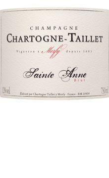 Chartogne-Taillet Brut Champagne Cuvée Sainte Anne NV