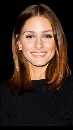 Olivia Palermo Short Hair Cut