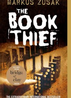 During World War II, a girl helps her family and the Jew they are hiding through books. Book: YA F ZUSAK Markus BOO DVD: DVD BOO #book #film #bookstoscreen #fiction #ya #historical