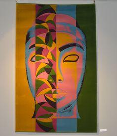 Goddess Carpet 125X200