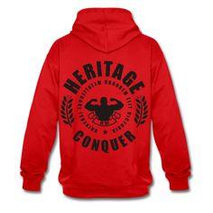 HERITAGE CONQUER Pullover | ricomocellin