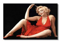 "Famous High Quality Marilyn Monroe Custom Clasic 20x30"" Poster Wall Sticker Wall Decor 6 Options"