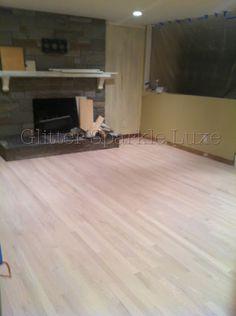 Living Room On Pinterest White Oak Floors Pickling And