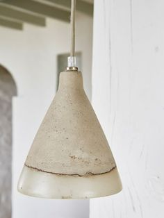Artisan Pendant £74  Dimensions: 18xH22cm. Each of these fine pendants includes a matching flex and ceiling rose. Grey fabric flex, L 120cm  Bulbs not included - Bulb type: E14 - Max. 40W