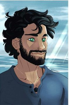 Older Percy be looking mighty fine!