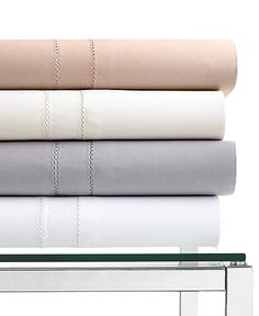 Hotel Collection Bedding, 800 Thread Count Queen Fitted Sheet $139.99 sale