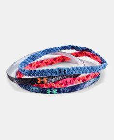 451d05f6ea0e Women s UA Graphic Braided Headband - 4 Pack Nike Under Armour