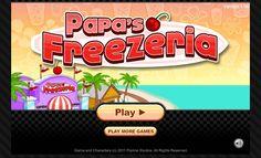 Papa's Freezeria – Click Photo to Play for Free