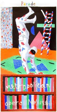 David Hockeny - Parade