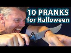 How to do fun pranks on family at home this #Halloween! Subscribe Now for more #Pranks, Tricks, Social Experiments and Fun Videos: … Halloween #Cemetery Bat Cutouts Mega Value Pack- 30 Pack MEYK…