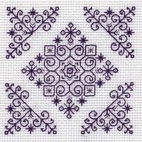 Ideas embroidery patterns free blackwork for 2019 Kasuti Embroidery, Embroidery Designs, Embroidery Patterns Free, Embroidery Kits, Cross Stitch Embroidery, Embroidery Tattoo, Blackwork Cross Stitch, Cross Stitching, Cross Stitch Designs