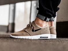Chubster favourite ! - Coup de cœur du Chubster ! - shoes for men - chaussures pour homme - sneakers - Nike SB Stefan Janoski Max Kaki Black White