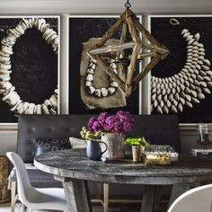 TRIBAL CHIC CHARLESTON HOME - BluLabel Bungalow | Interior Design Advice and Inspiration