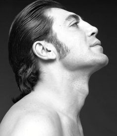 magnificent profile / javier bardem by inez van lamsweerde and vinoodh matadin