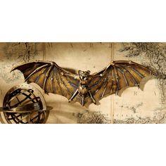 Design Toscano Cyber Bat #Steampunk Wall Sculpture