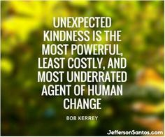 Kindness-We have a never ending supply. We just need to remember to use it!  #IAmChoosingLove
