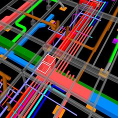 Our BIM-based HVAC collision detection services check for clashes between any specified systems. Bim Model, Applied Science, How To Apply