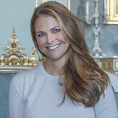 Queen Silvia and Princess Madeleine met with Enna for Min Stora Dag