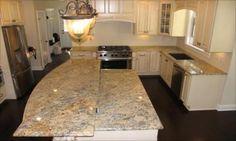 Kitchens In White Granite