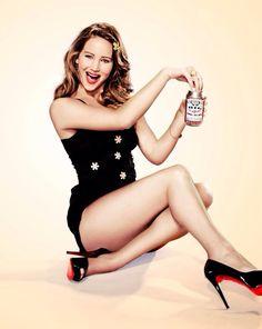Jennifer Lawrence... Love her
