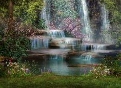 Wunderschöne und magische Orte des Lichtes und der Liebe - Helfe mit sie zu erschaffen. LOVE, Laila Santini - Gründet Inseln des Lichts - Aktive Lichtarbeit - 1