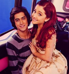 Ariana and Avan <3