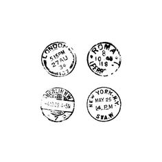 Blade Rubber Stamps Unmounted Sheets of Rubber stamps Crafty... (10 CAD) ❤ liked on Polyvore featuring backgrounds, fillers, doodles, text and art