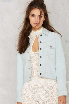 Nasty Gal Greatest Of All Time Suede Jacket | Shop Clothes at Nasty Gal!