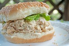 Slow Cooker Chicken Caesar Sandwiches - 021