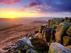 Peak District, Derbyshire, UK
