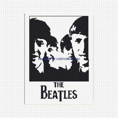 COZYCONCEPTS BEATLES CROCHET AFGHAN PATTERN GRAPH .PDF