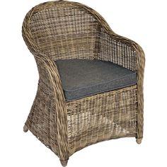 Xana Möbel Polyrattan Stuhl Sessel Inkl. Kissen Gartenstuhl Gartenmöbel In  Garten U0026 Terrasse, Möbel, Stühle U0026 Sessel | EBay