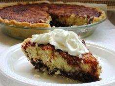pennsylvania dutch funny pie cake