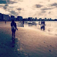 #eddieandtheworld #gijon #beach #spain #travel #europe