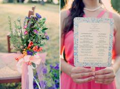 tuscan wedding details // joyeuse photography