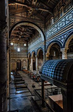 Basilica di San Miniato . Florence