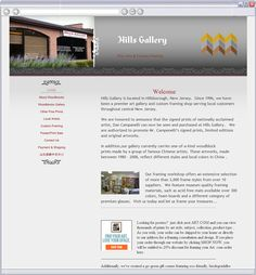 Hills Gallery in Hillsborough, NJ - ask about shows