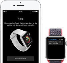 Unterstützung zur AppleWatch erhalten - Apple Support