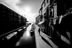 SOLITUDE - BURANO (VENICE) by Matteo  Sigolo on 500px