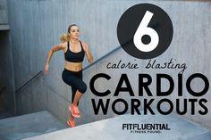 6 calorie blasting cardio workouts