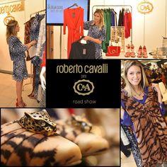 Roberto Cavalli desenhou uma coleção exclusiva para a CeA! O estilista italiano fez uma releitura dos seus best sellers e adaptou-os para a silhueta da mulher brasileira.   A collection Cavalli para C&A estará nas lojas selecionadas no dia 5/11.