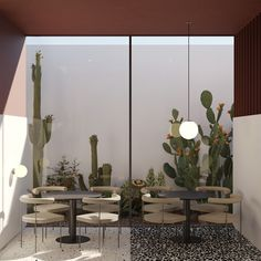 The restaurant is divided by partitions to create a more comfortable and secluded atmosphere. The color of the walls is determined by the aesthetics of the desert and the bloody rituals of the Aztecs. Coffee Shop Design, Cafe Design, House Design, Outdoor Restaurant Design, Restaurant Interior Design, Bed Headboard Design, Headboards For Beds, Bar Interior, Interior Styling