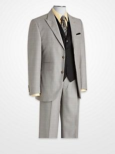 Steve Harvey Black and White Houndstooth Suit Fashion Now, Suit Fashion, Fashion Outfits, Big Man Suits, Mens Suits, Church Suits, Steve Harvey, Grown Man, Young Men