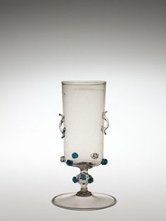 Reliquary (?) Goblet | Corning Museum of Glass