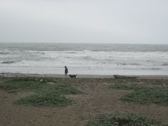 Abschied aus San Francisco entlang der Pazifikküste