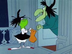"Looney Tunes ""Broom-Stick Bunny"" (1956)"