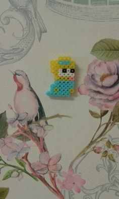 #Maggie #Los Simpsons #Hama #Beads